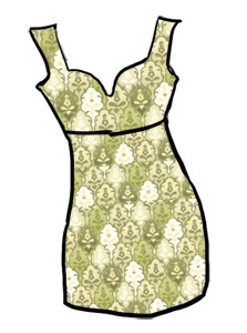 Dandyweeds Dress