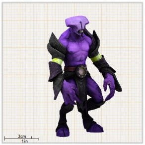 How To 3d Print Your Dota2 Hero In Color Caret Dash Caret