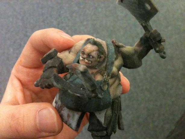 3D Printed Pudge