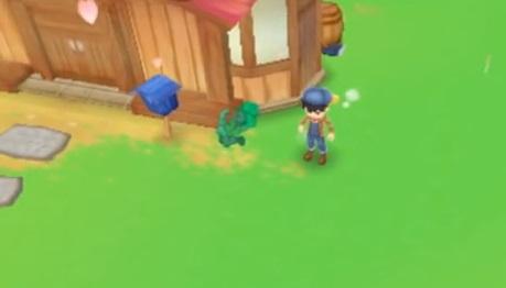 Harvest Moon Scene
