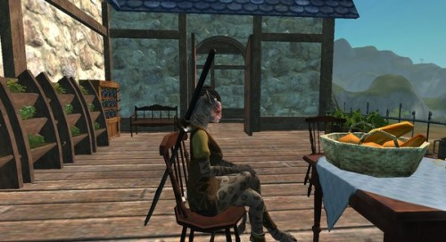 screenshot from ArcheAge
