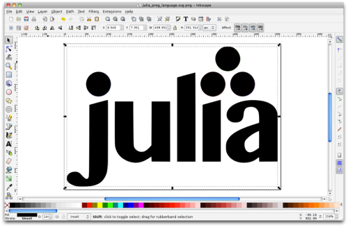 Julia vectorized