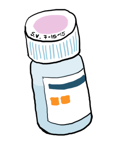 labelled reagent