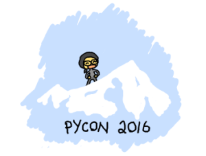 registered for Pycon