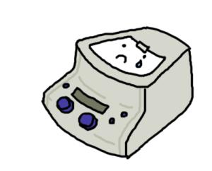 sad centrifuge